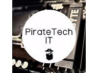 PirateTech IT | Computer Repair | Gaming PCs | Aberdeen