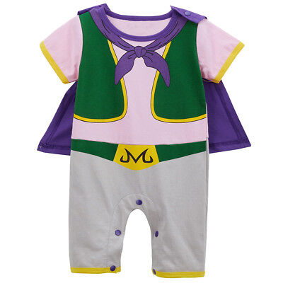 Baby Boys Dragon Ball Costume Romper Newborn Playsuit Infant Jumpsuit Outfits