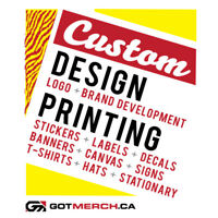 We Customize ANYTHING! // Printing + Design + Photo + Install
