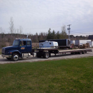 FLOAT SERVICE, FLATBED SERVICE , CUSTOM HAULING
