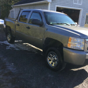 Chev Crew Cab For Sale