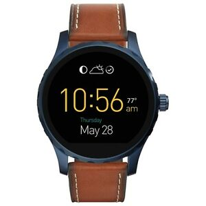 Sealed New Fossil Q Marshall Smartwatch