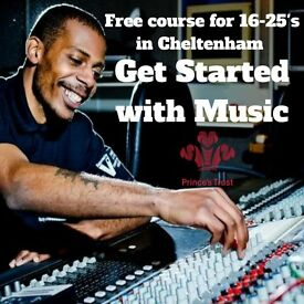 Get Started with Music - FREE Music Course!!