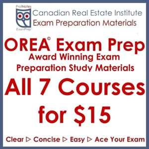 ●OREA● All Courses 2019 Exam Preparation Cambridge