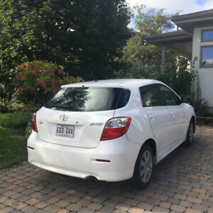 Toyota Matrix 2014 - only 39 000 km - great condition
