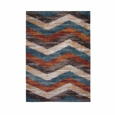 Abacasa Granada Chevron Multi-Color 8x10 Area Rug