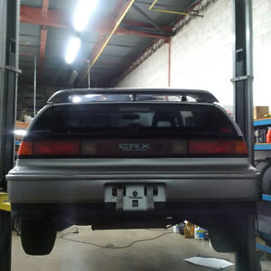 1991 Honda CRX SI SPECIAL EDITION Coupe (2 door) Kitchener / Waterloo Kitchener Area image 5