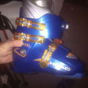SKI BOOTS  JUNIOR HEAD CARVE 3.0