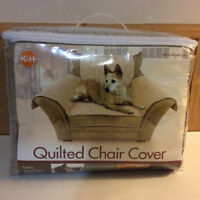 Brand New K&H Manufacturing Furniture Pet Cover for Chair, Tan