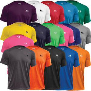 12 Under Armour Charged Cotton t-shirts