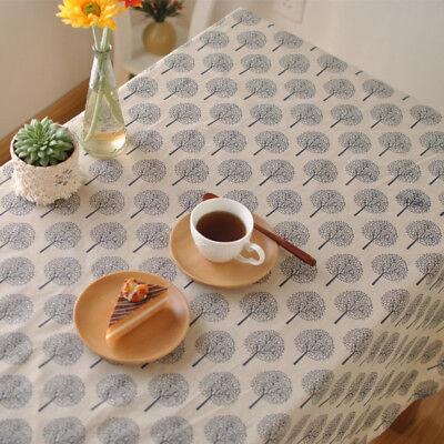 Minimalist Theatrical Cloth Tablecloths Coffee Table Computer Desk Table Cover](Coffee Table Cloth)