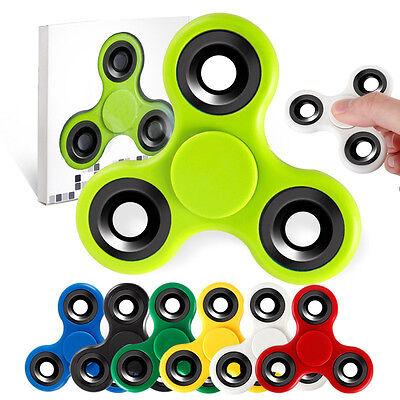 20PCS Lot Wholesale Hand Spinner Tri Fidget Gift Toy EDC ADHD Stocking Stuffer