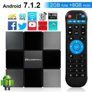 New Android TV Box 2018 Model  Android 7.1