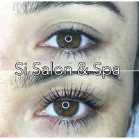 EYELASH PERM NATURAL LASH LIFT & TINT CURL $55 NO EXTENSIONS