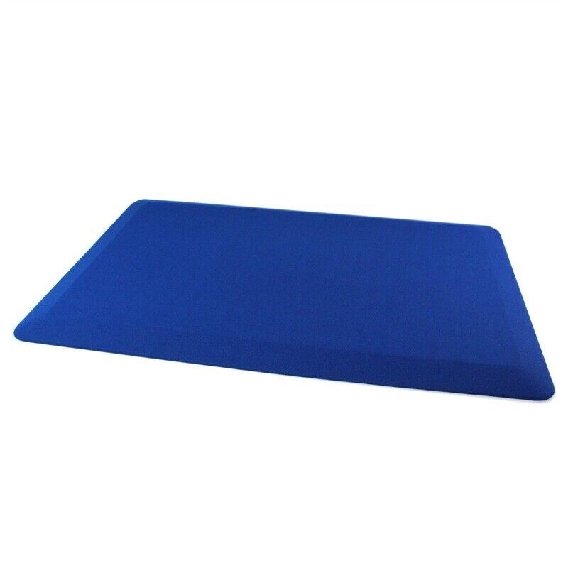 """CraftTex  Blue Comfort Mat 20"""" x 32"""""""