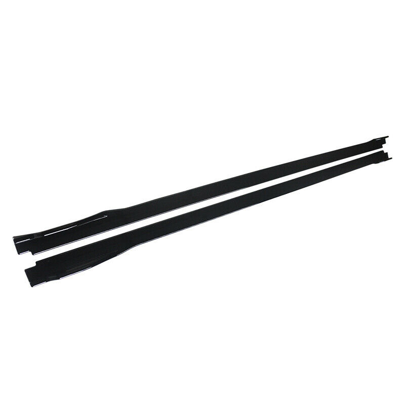 Side Skirt Extensions Lip For 2018-2020 Toyota Camry Panel