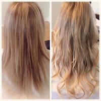 LIMITED TIME ONLY: $250 FULL HEAD TAPE EXTENSIONS
