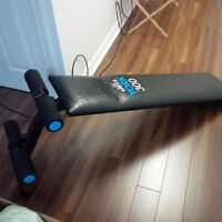 York 300 Incline Sit Up Bench