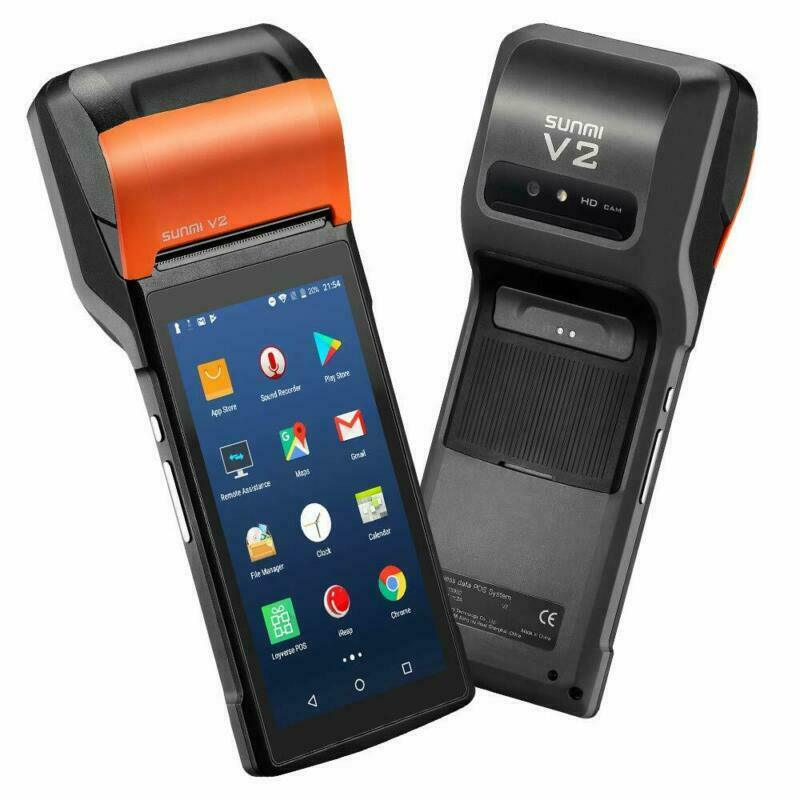 Printer Handheld Touch For Android V2 BT WiFi With Support OS