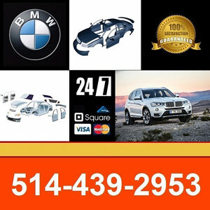BMW X3 ► Ailes et Pare-chocs • Fenders and Bumpers