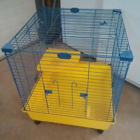 Bunny/hamster cage