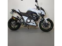 KAWASAKI Z800. ONLY 513 MILES. 1 OWNER. STAFFORD MOTORCYCLES LIMITED
