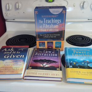 Metaphysical and prayer type books