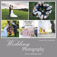 Professional Wedding Photography by CatsMac Photography