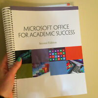 Microsoft Office for Academic Success: Second Edition