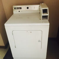 COIN OPERATED LAUNDRY - COIN OP WASHER / DRYER