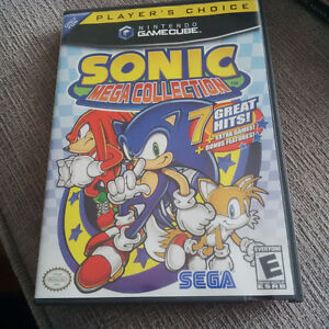 Sonic Mega Collection Gamecube