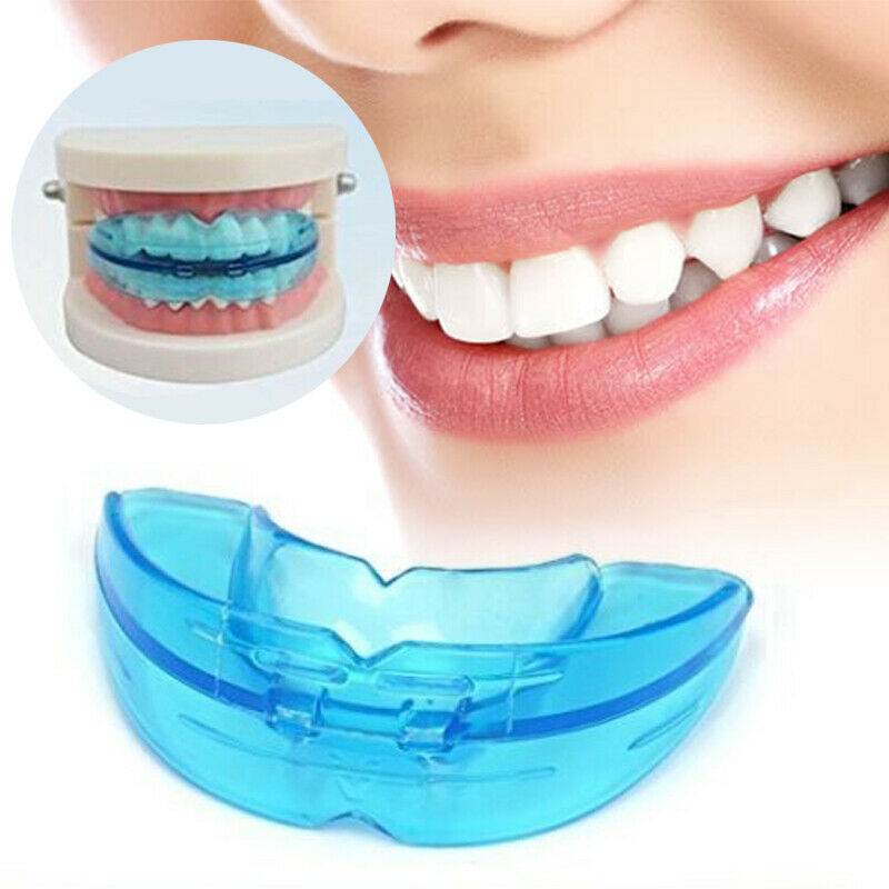 Dental Mouth Guard Bruxism Splint Night Teeth Tooth Grinding