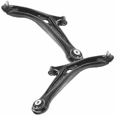For Ford Fiesta Mk7 2008-2015 Lower Front Wishbones Suspension Arms Pair