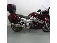 YAMAHA FJR1300. STAFFORD MOTORCYCLES LIMITED