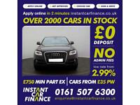 Audi Q5 2.0 TFSI ( 225ps ) ( s/s ) Tiptronic 2014MY quattro S Line Plus