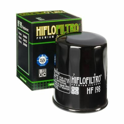 HIFLOFILTRO HF198 PREMIUM OIL FILTER TO FIT <em>VICTORY</em> <em>CROSS COUNTRY TOUR</em>