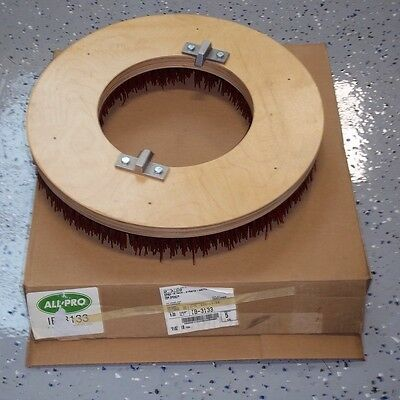 All-pro 18 .070 Strata-grit Brush W Lugs Ib-3133 Pzf