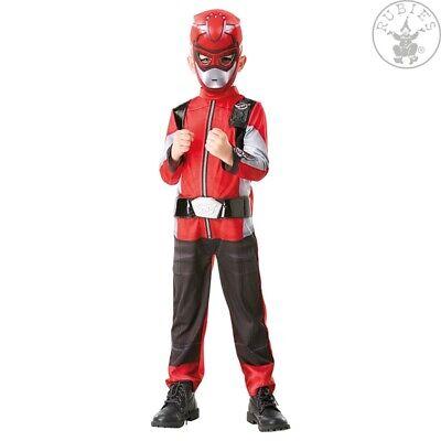 RUB 3300458 Red Power Ranger Beast Morpher Deluxe - Power Ranger Kostüme Kinder