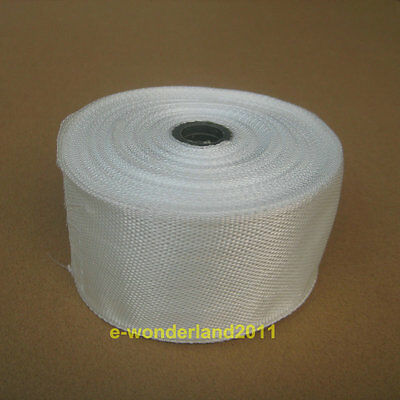 "Fiberglass Cloth Tape E-Glass 2"" wide 33 Yards (5cm x 30m) Glass Fiber Plain Wea"