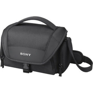 brand new Sony (LCSU21) mirroless camera bag