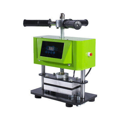 Portable Twist Rosin Press - Ap1907 - 2020 Model - 2.4x4.7 Inch Plates - Usa