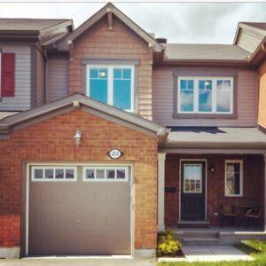 **Stunning 3 Bedroom Townhome - Orleans**