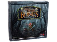Too Many Bones board game second edition