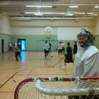 Floor Hockey - Mondays 7-9 pm - April 3rd to June 26th