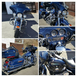 2003 HD Electra Glide 100th Anniversary
