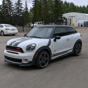 2013 MINI Paceman John Cooper Works JCW All4