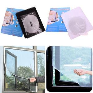 Moustiquaire Fenêtre Porte Filet Anti moustique Insecte