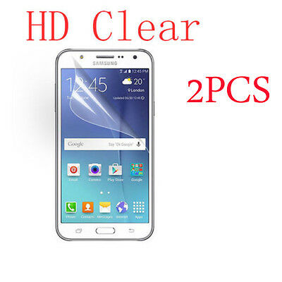2x vordere schützende Schirm-Film-Folien-Abdeckung für Samsung-Galaxie-Telefon ()
