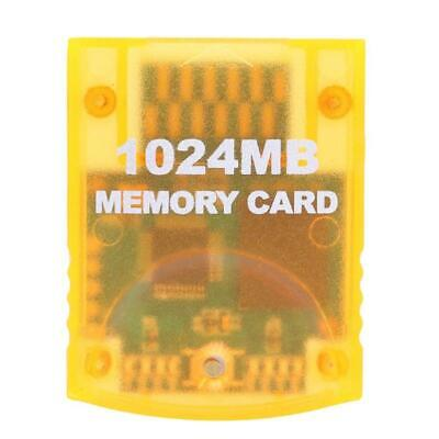 1024MB Memory Card for the Nintendo Gamecube Wii