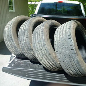 235/55R17 Continental Tires